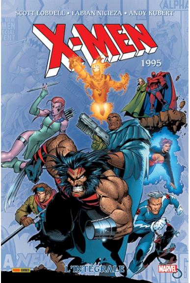 X-MEN L'INTEGRALE 1995
