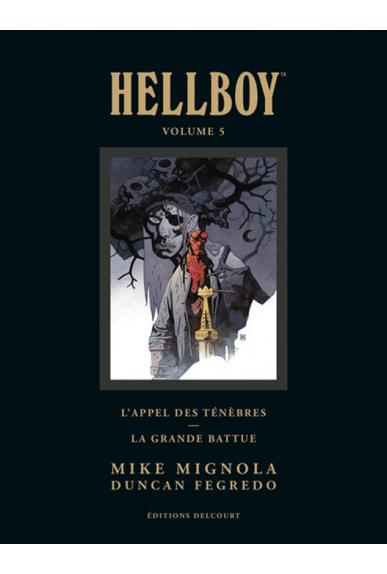 HELLBOY DELUXE Volume V