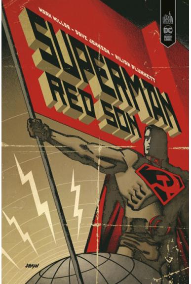 Superman : Red Son (édition black label)
