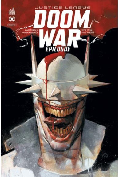 Justice League Doom War : Epilogue