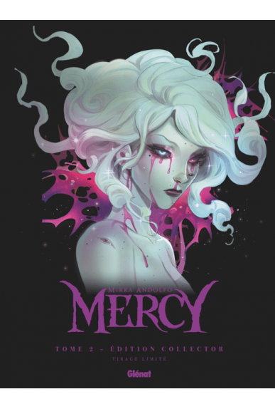Mercy Tome 2 édition collector