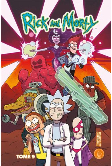 Rick & Morty Tome 9