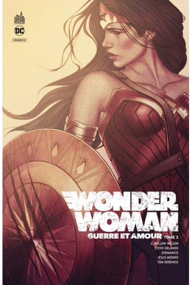 Wonder Woman : Guerre et Amour tome 2