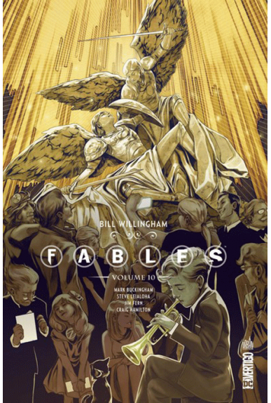 Fables Intégrale Tome 10