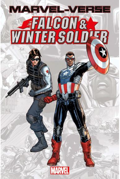 Marvel-Verse : Falcon & Winter Soldier