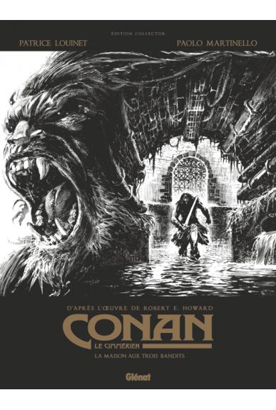 Conan le Cimmérien Tome 10 Noir & Blanc