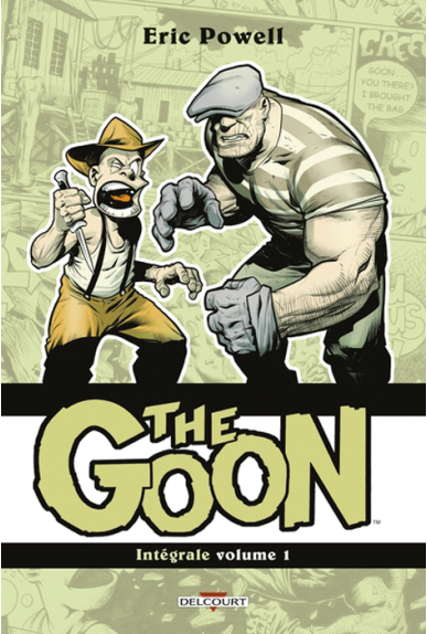 THE GOON Intégrale Tome 1
