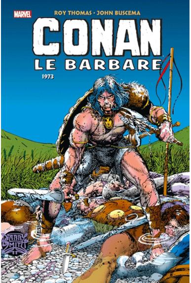 Conan le Barbare Intégrale 1973