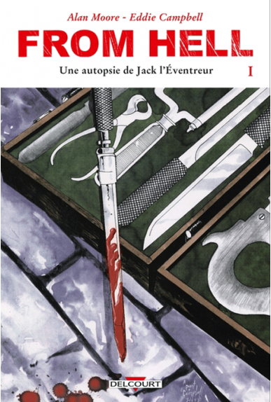 From Hell Tome 1 (édition couleur)