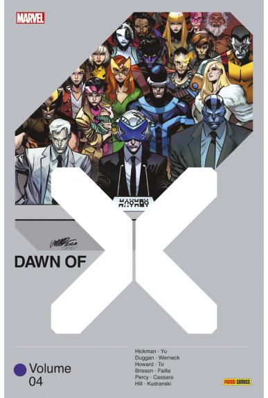 Dawn of X 4