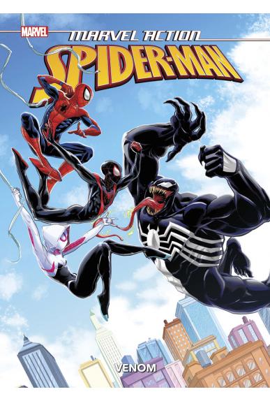 Spider-Man Tome 4