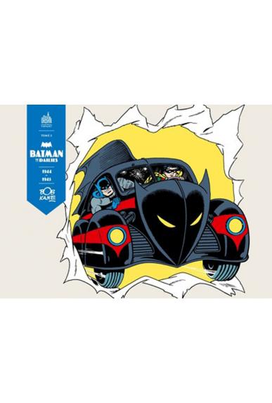 BATMAN DAILIES TOME 2