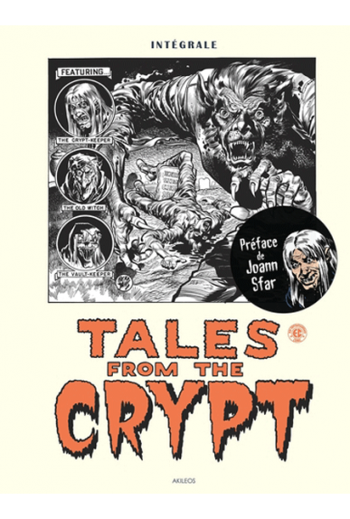 Tales From The Crypt Intégrale