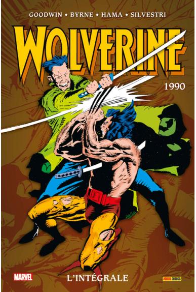 Wolverine L'intégrale 1990