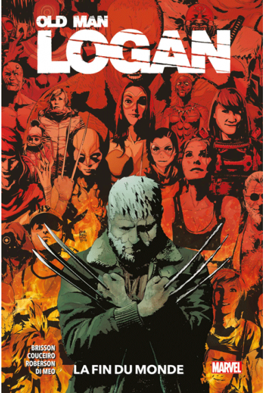 Old Man Logan Tome 2 : La fin du monde