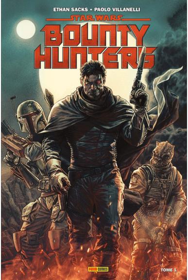 STAR WARS : Bounty Hunters