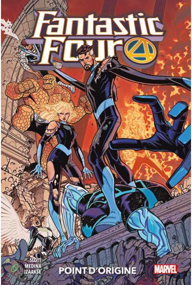 Fantastic Four Tome 5
