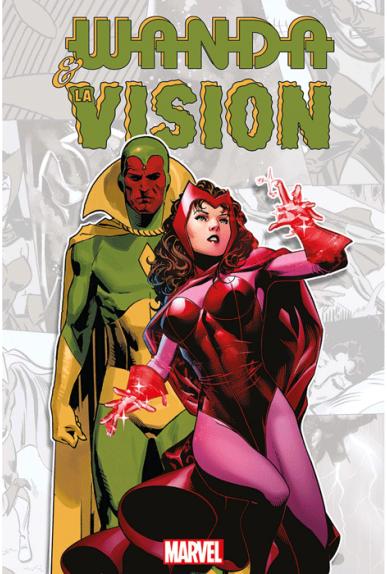 Marvel-Verse : Wanda Vision