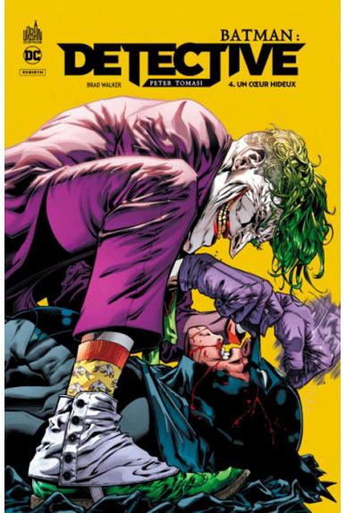 Batman : Détective Tome 4