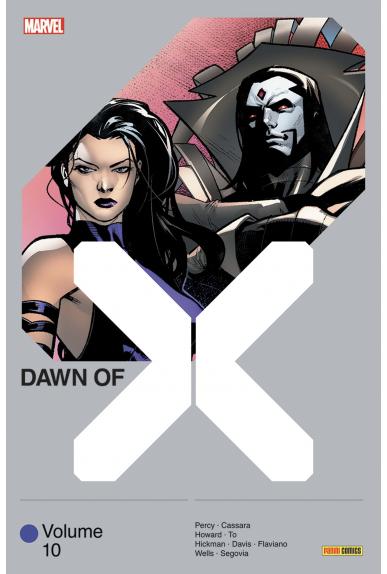 Dawn of X 10