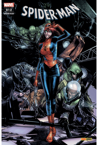 Spider-Man 12 (2021)