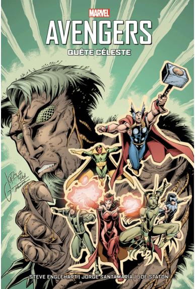 Avengers : Quête céleste