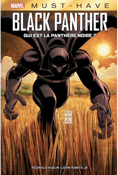 Black Panther : Qui est la Panthère Noire ? Must have