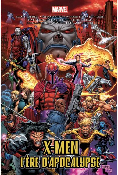 X-Men : L'ère d'Apocalypse (nouvelle édition)