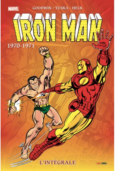 Iron Man L'intégrale 1970-1971 (nouvelle édition)
