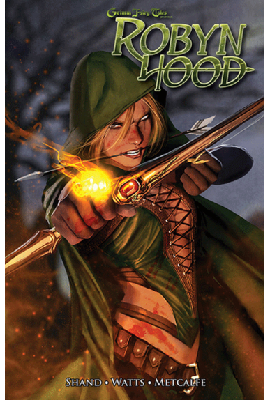 Grimm Fairy Tales : Robin Hood