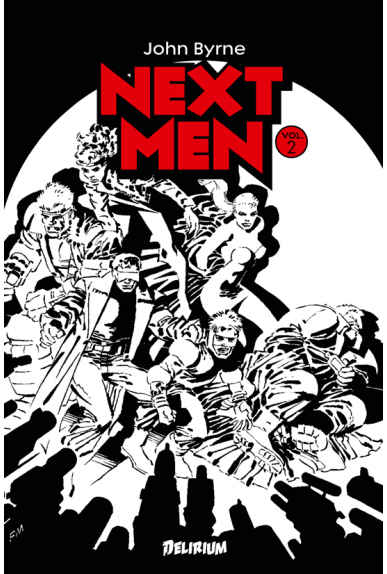 Next Men Intégrale Tome 2