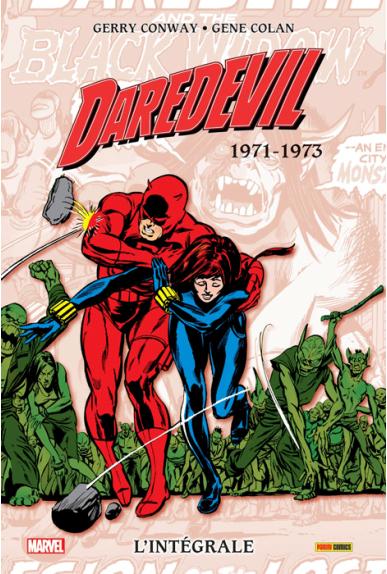 DAREDEVIL - L'INTEGRALE 1972-1973