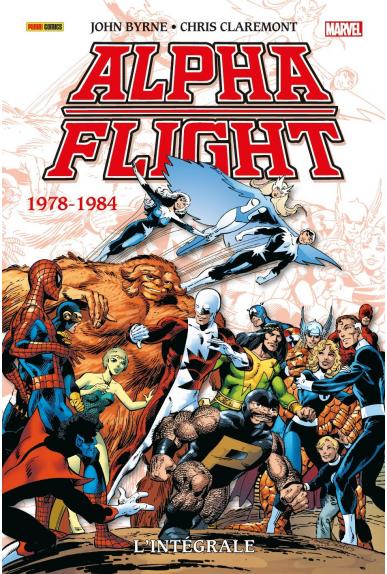 ALPHA FLIGHT L'INTEGRALE 1978-1984