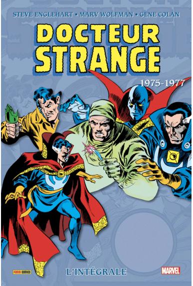 Docteur Strange L'intégrale 1975-1977