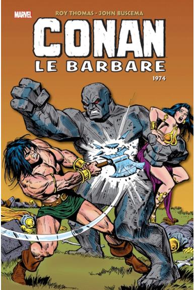 Conan le Barbare Intégrale 1974
