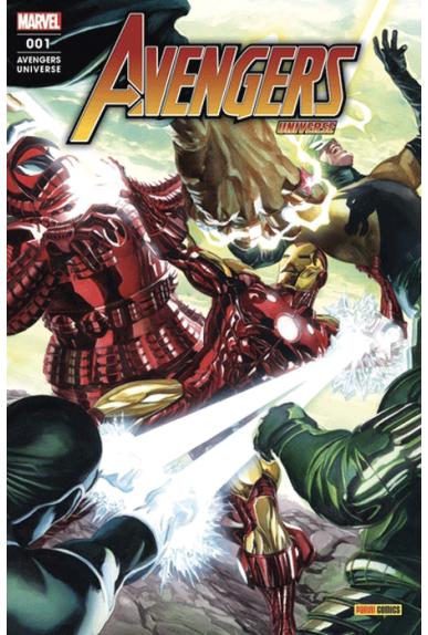 Avengers Universe 1 (2021)