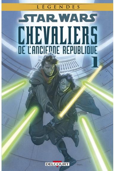 STAR WARS - CHEVALIERS DE L'ANCIENNE RÉPUBLIQUE Tome 1 - IL Y A BIEN LONGTEMPS (NED)