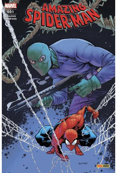 Amazing Spider-Man 1 (2021)