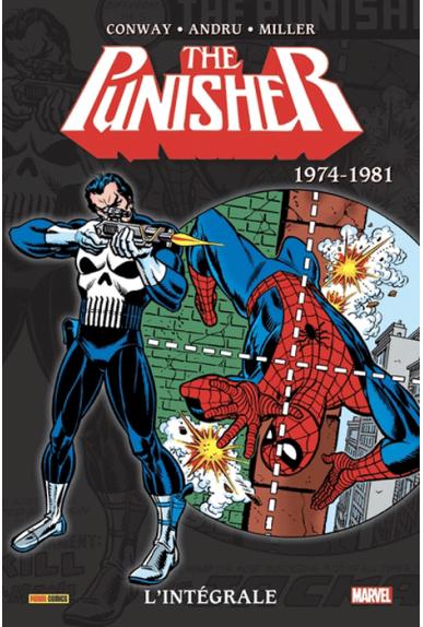 Punisher L'intégrale 1974-1981