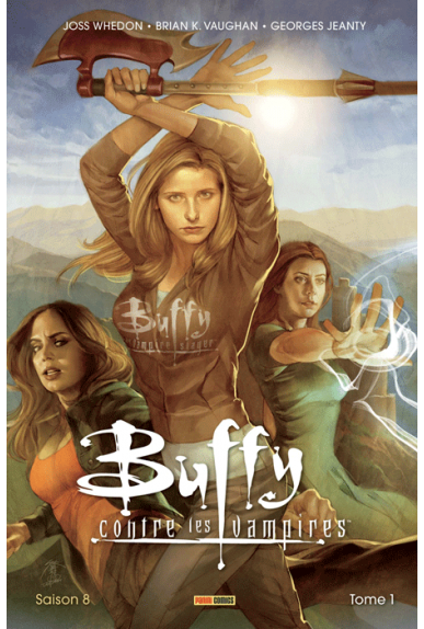 Buffy contre les vampires Saison 8 Tome 1