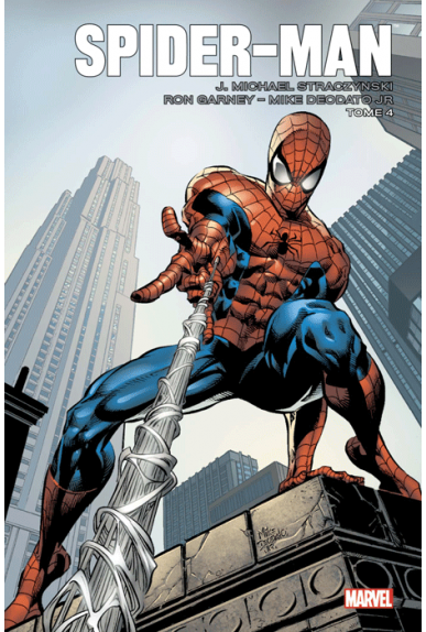 SPIDER-MAN par STRACZYNSKI Tome 4