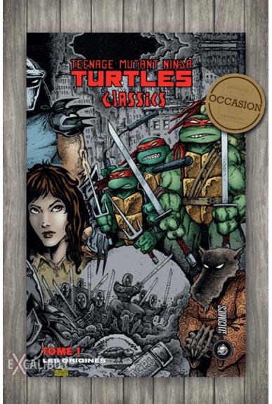 (Occasion) Les Tortues Ninja - TMNT Classics Tome 1