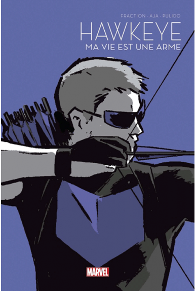 Hawkeye ma vie est une arme : Printemps du comics