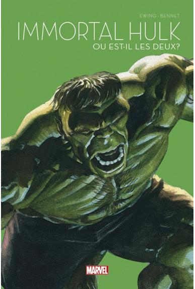 Immortal Hulk : Printemps du comics