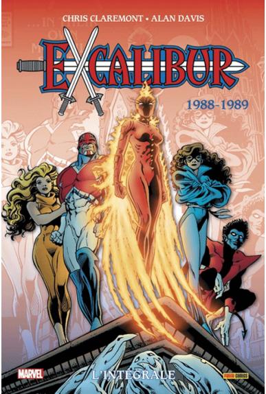 Excalibur L'intégrale 1988-1989