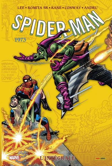 Amazing Spider-Man l'intégrale 1973 (nouvelle édition)