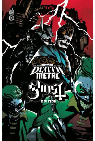 Batman : Death Metal 2 Ghost