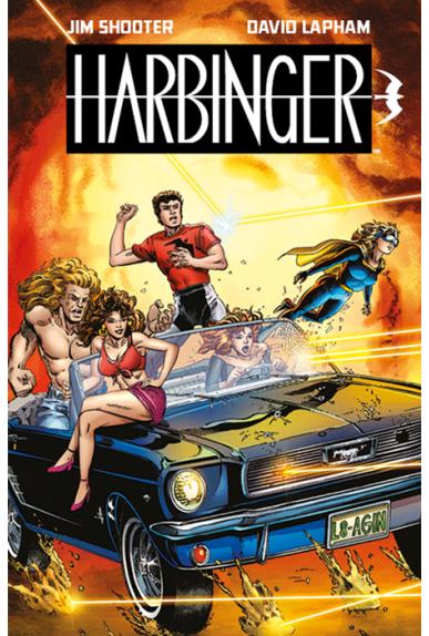 Harbinger (1992)
