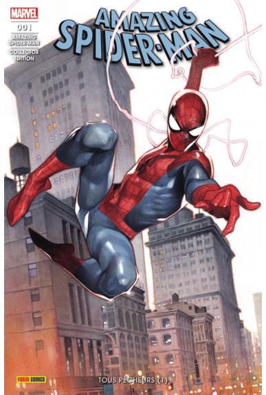 Amazing Spider-Man 1 (2021) Variant Tirage Limité