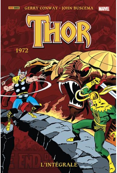 Thor L'intégrale 1972